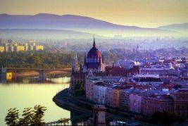 Budapest - Vienna - Bratislava