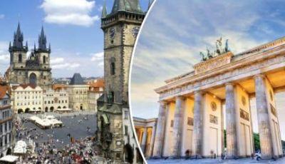Прага + Берлин