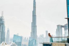 Шоппинг в Дубаях