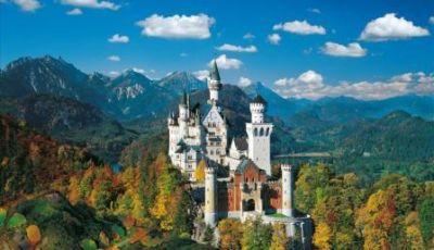 Praqa + Münhen və Bavariya Qəsrləri